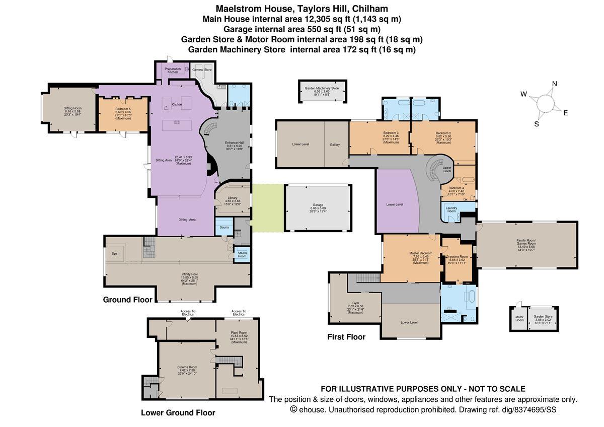 Luxury homes A modern masterpiece