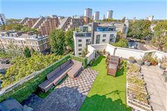 Luxury homes impressive penthouse apartment