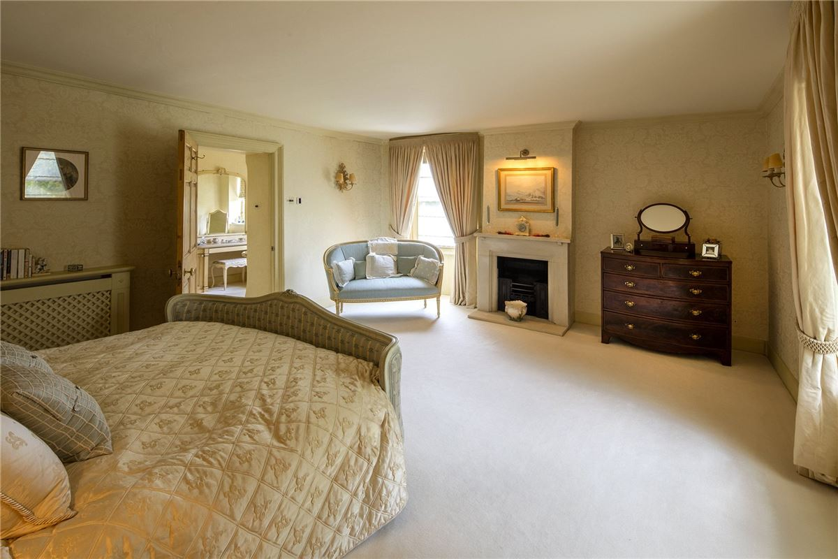 Luxury properties elegant home with lovely gardens and superb views