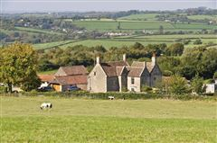 18th century Cotswold farmhouse  luxury homes