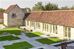 Luxury homes in 18th century Cotswold farmhouse