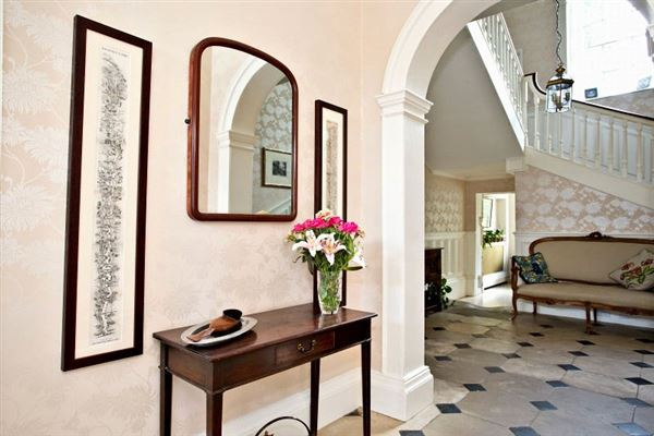 a handsome home offers a wealth of period features luxury real estate