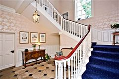 Luxury real estate a handsome home offers a wealth of period features