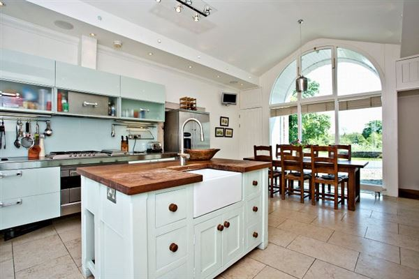 Luxury homes a handsome home offers a wealth of period features