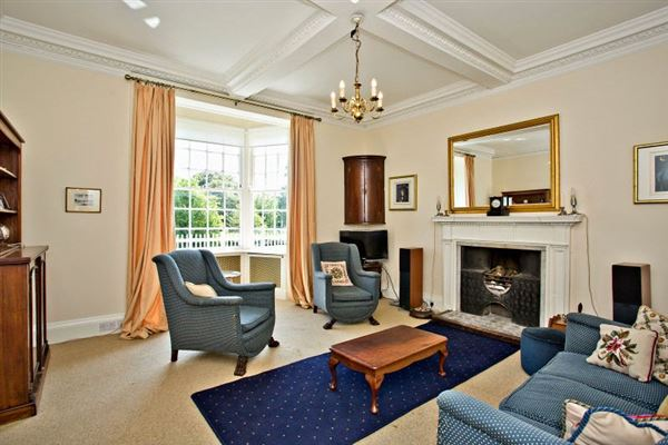 a handsome home offers a wealth of period features luxury properties