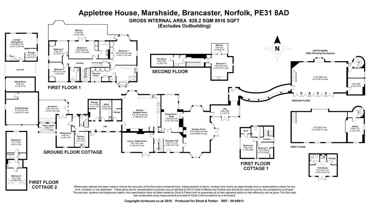 Luxury homes in Appletree