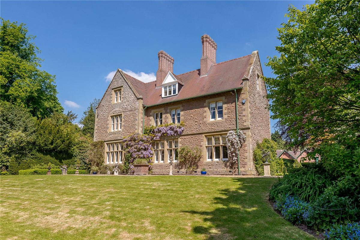 Luxury real estate The Dower House