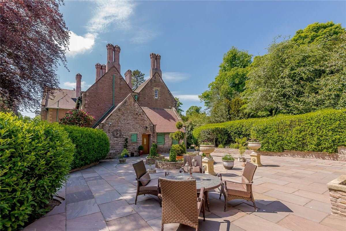 Luxury properties The Dower House