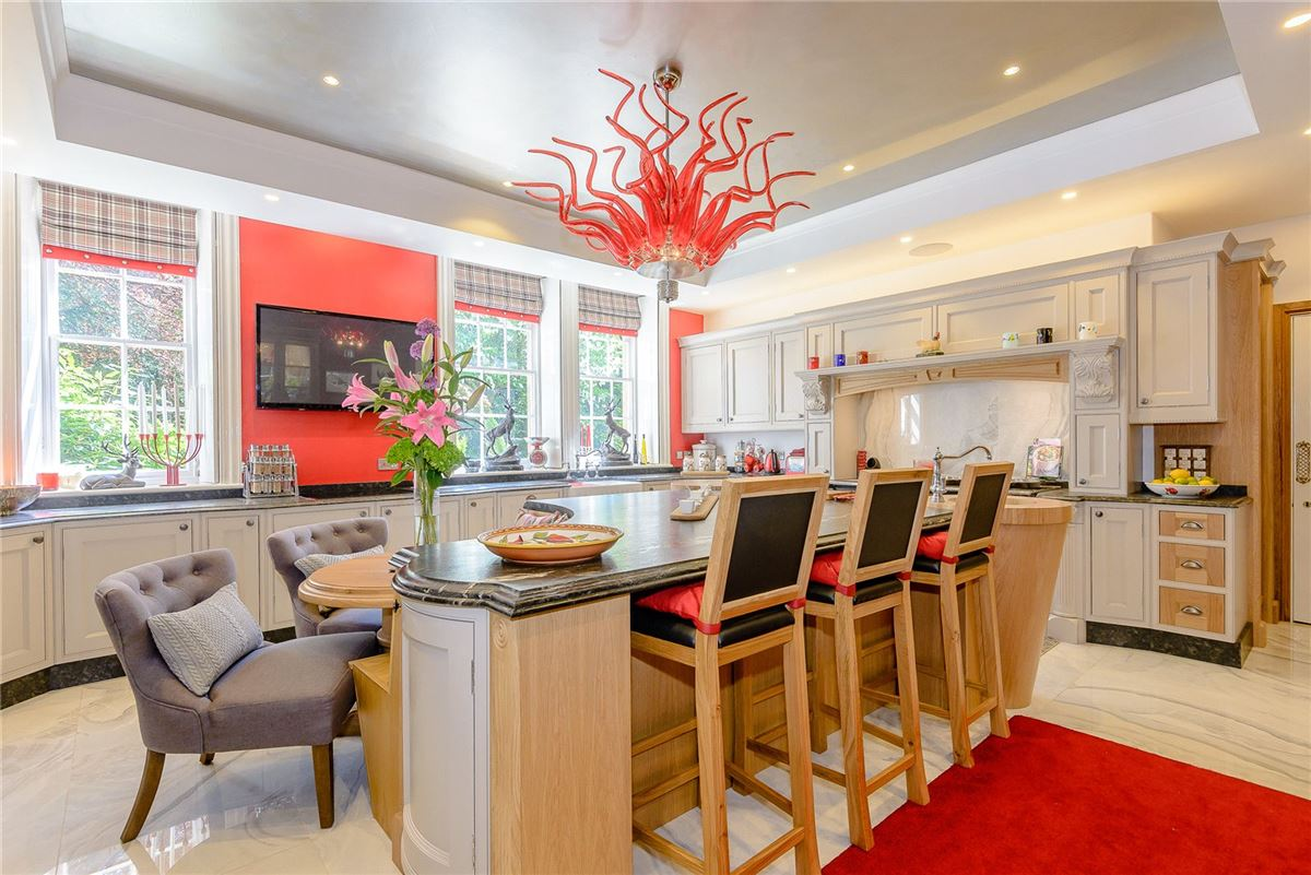 Luxury homes in The Dower House