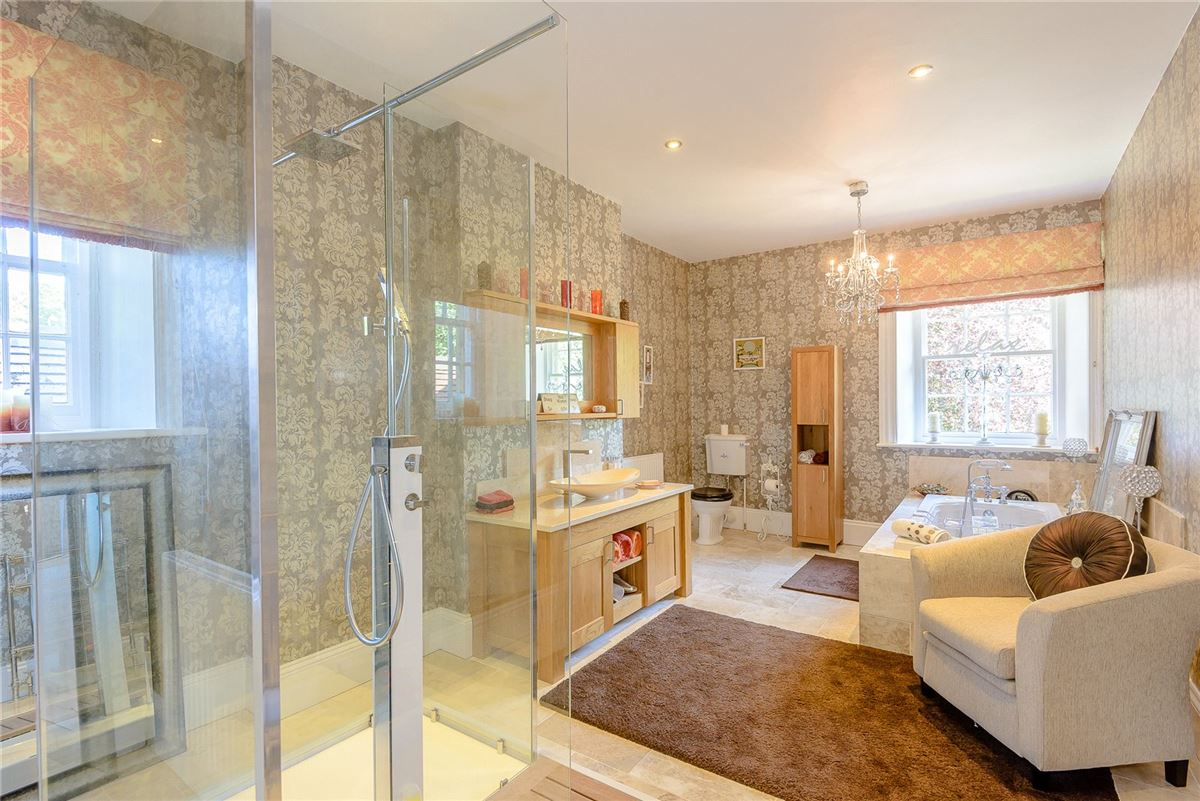 Luxury homes The Dower House