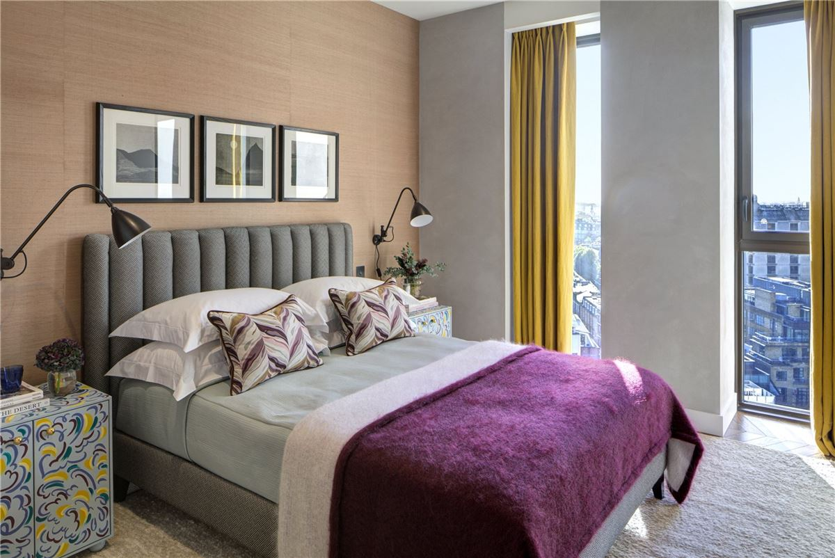 Luxury properties Covent Garden apartment with spectacular views