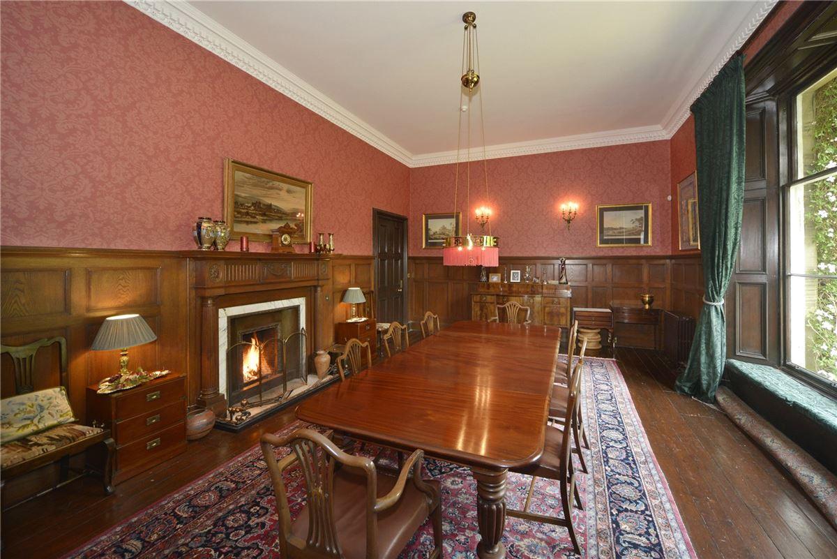 Ormiston House luxury real estate