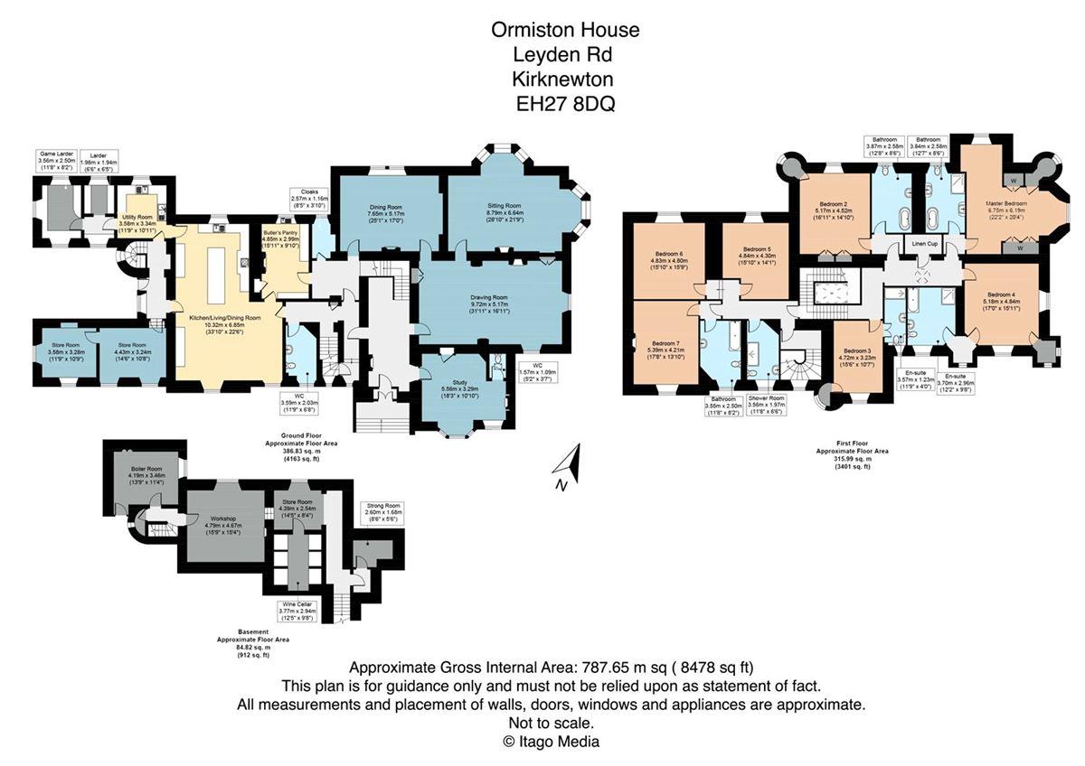 Luxury real estate Ormiston House