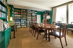 An elegant and beautifully located village house with a detached cottage luxury properties