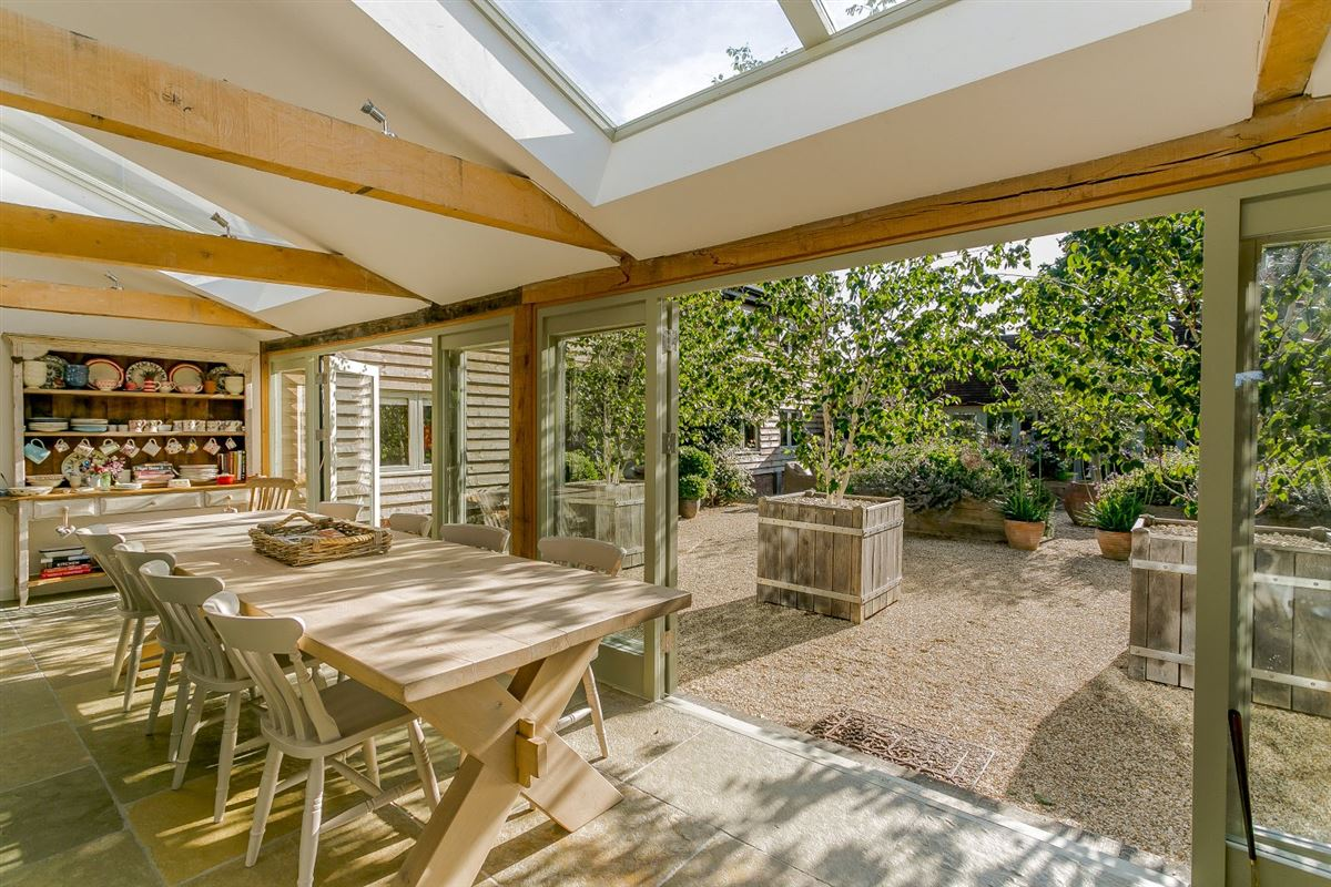 Luxury homes Pond House
