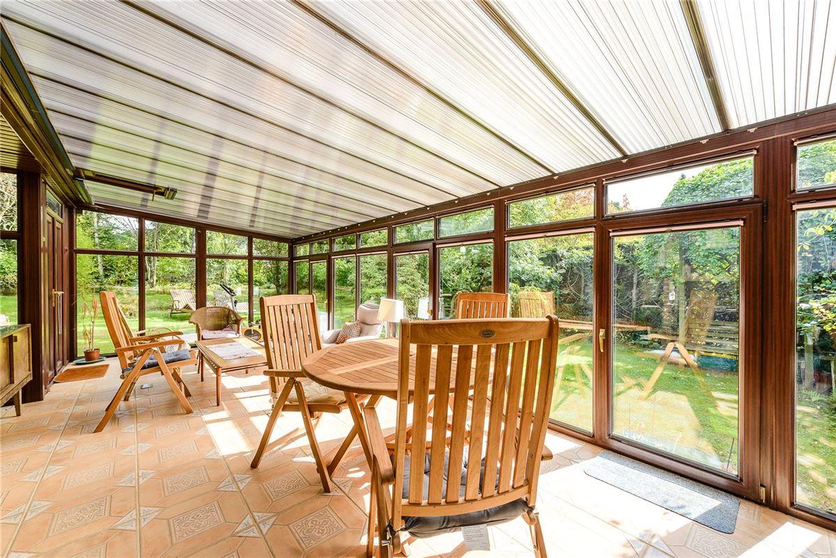 Luxury homes peaceful woodland setting in beaulieu