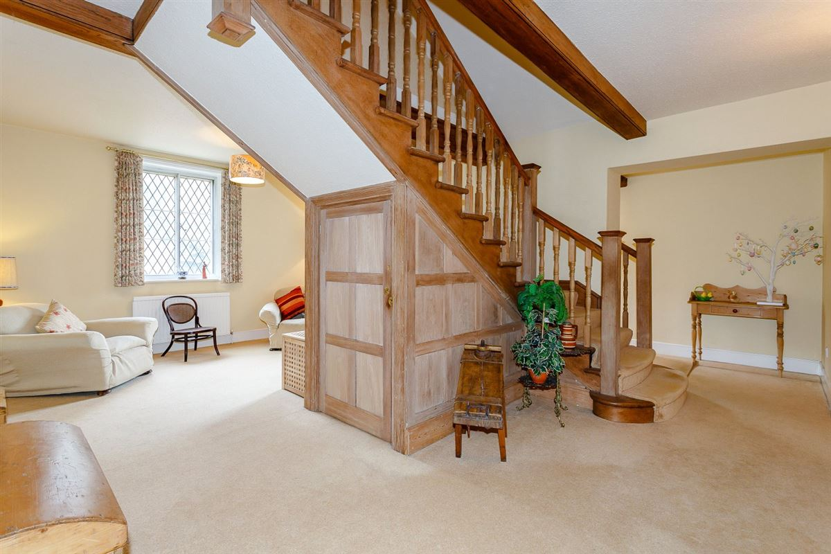 Luxury homes in William and Mary Grade II Listed detached residence