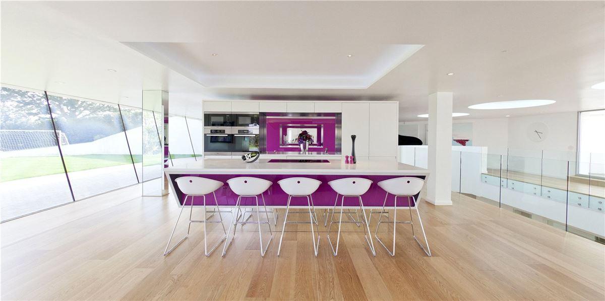Luxury homes Steppingstone