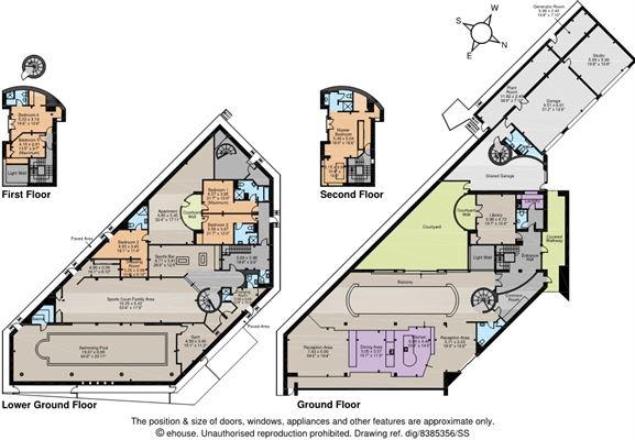 Steppingstone luxury homes
