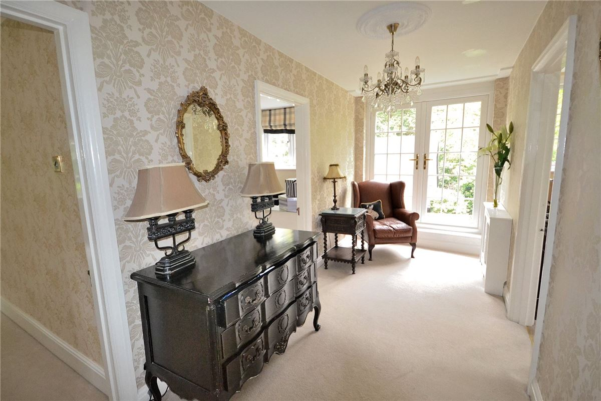 Luxury properties later Victorian on a popular leafy lane