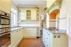 A substantial detached family home with attractive gardens  mansions