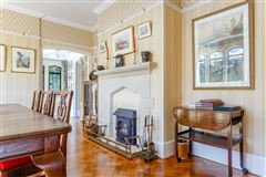 Mansions in A substantial detached family home with attractive gardens