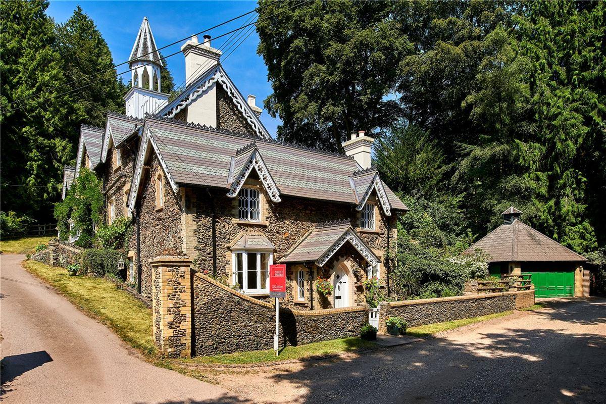 Firbank House luxury real estate