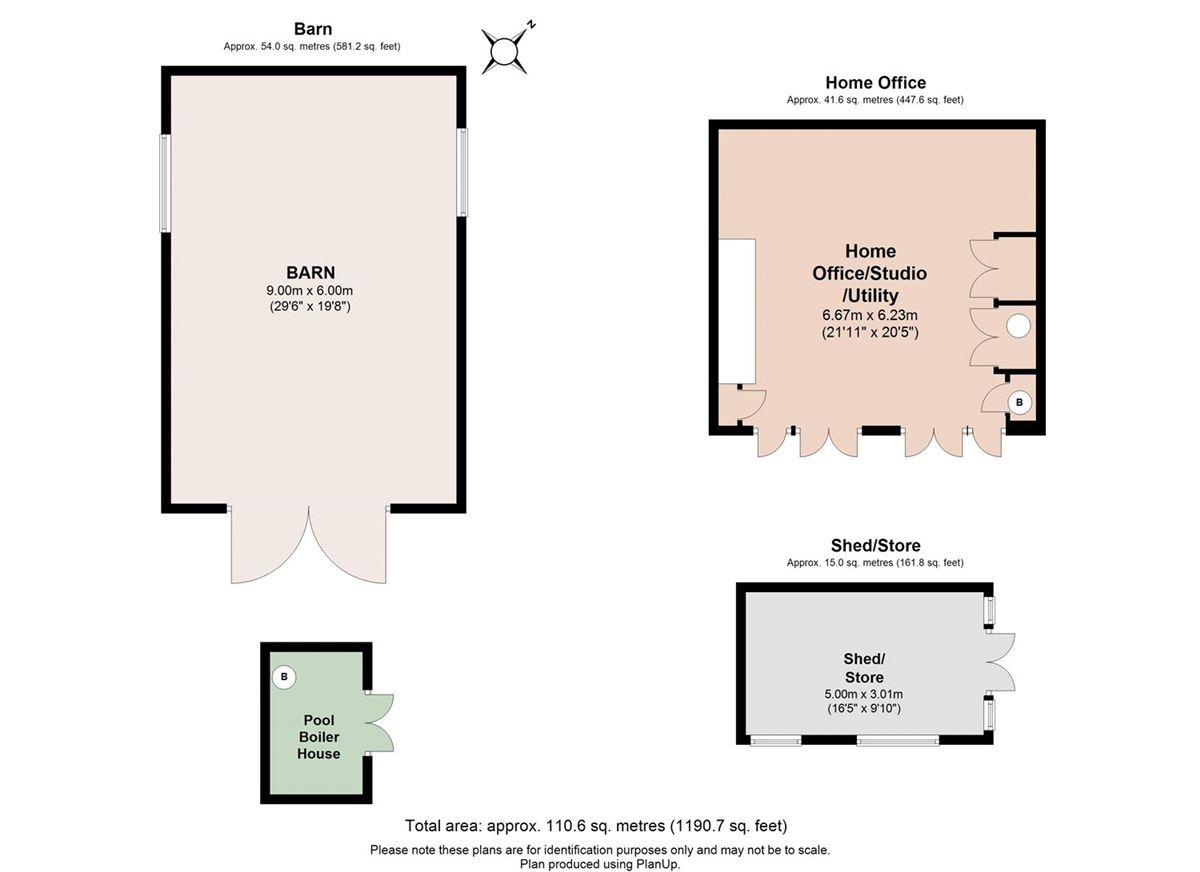 Berwick House mansions