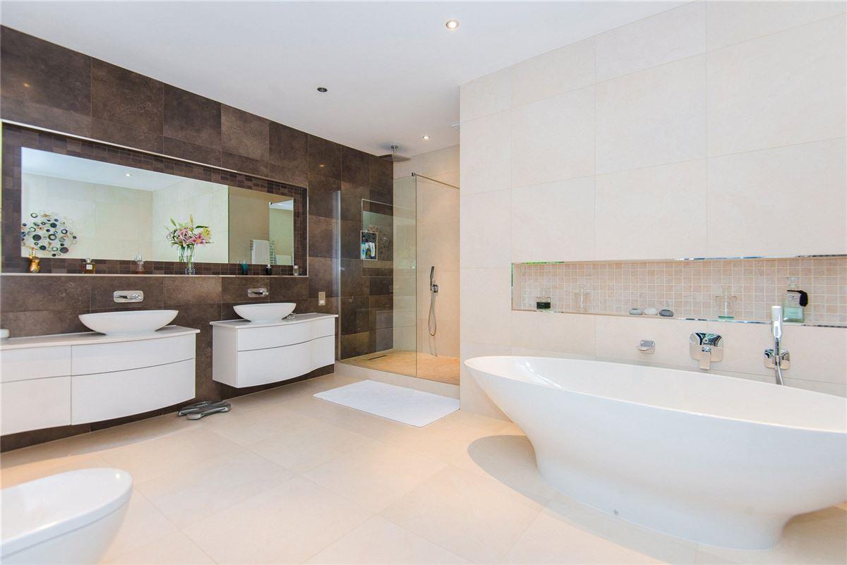 handsome Edwardian house in Broxbourne luxury real estate