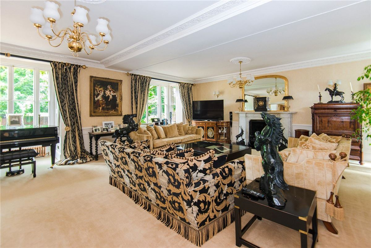 handsome Edwardian house in Broxbourne luxury real estate