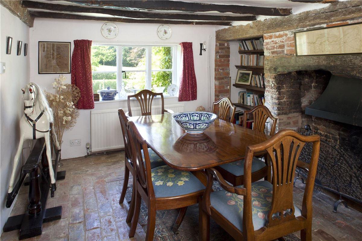 Luxury homes Little Moorden - historic farmhouse