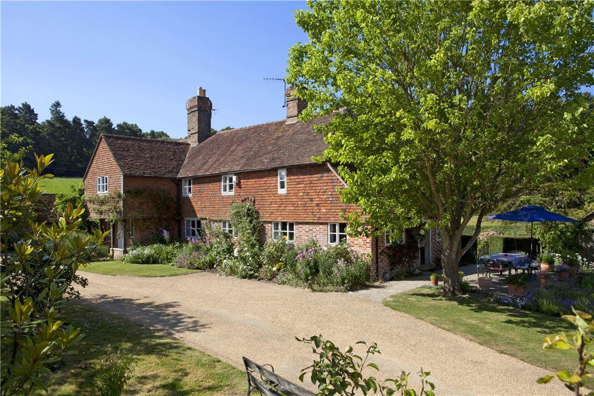 Luxury properties Little Moorden - historic farmhouse