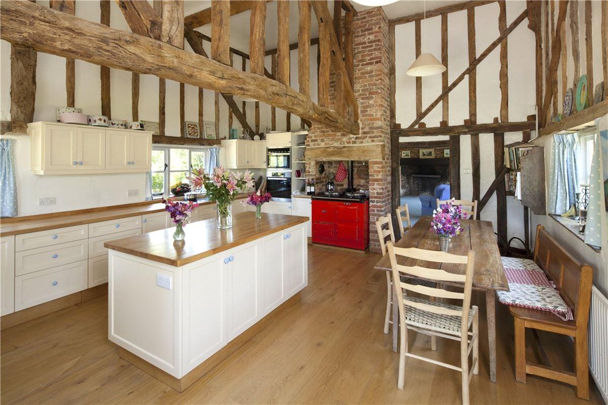 Little Moorden - historic farmhouse mansions
