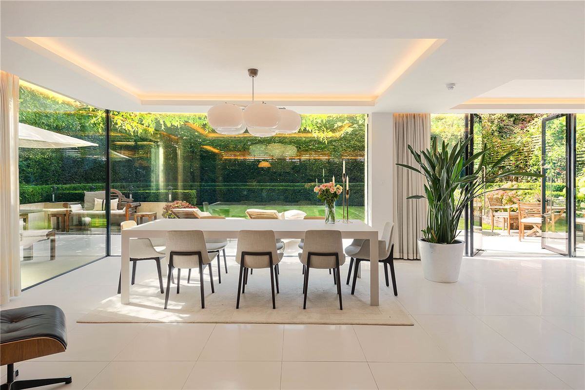 Luxury homes meticulously rebuilt prominent home