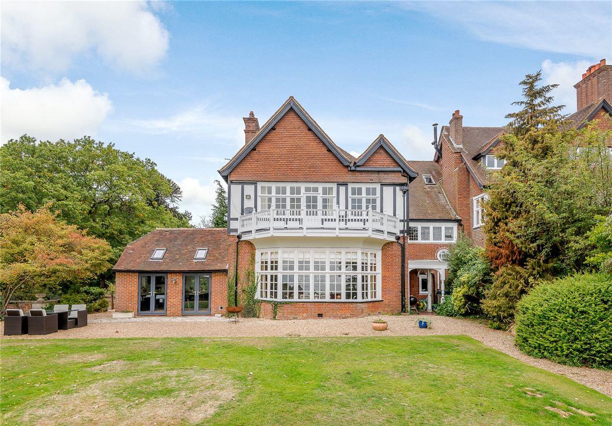 An Impressive Manor House