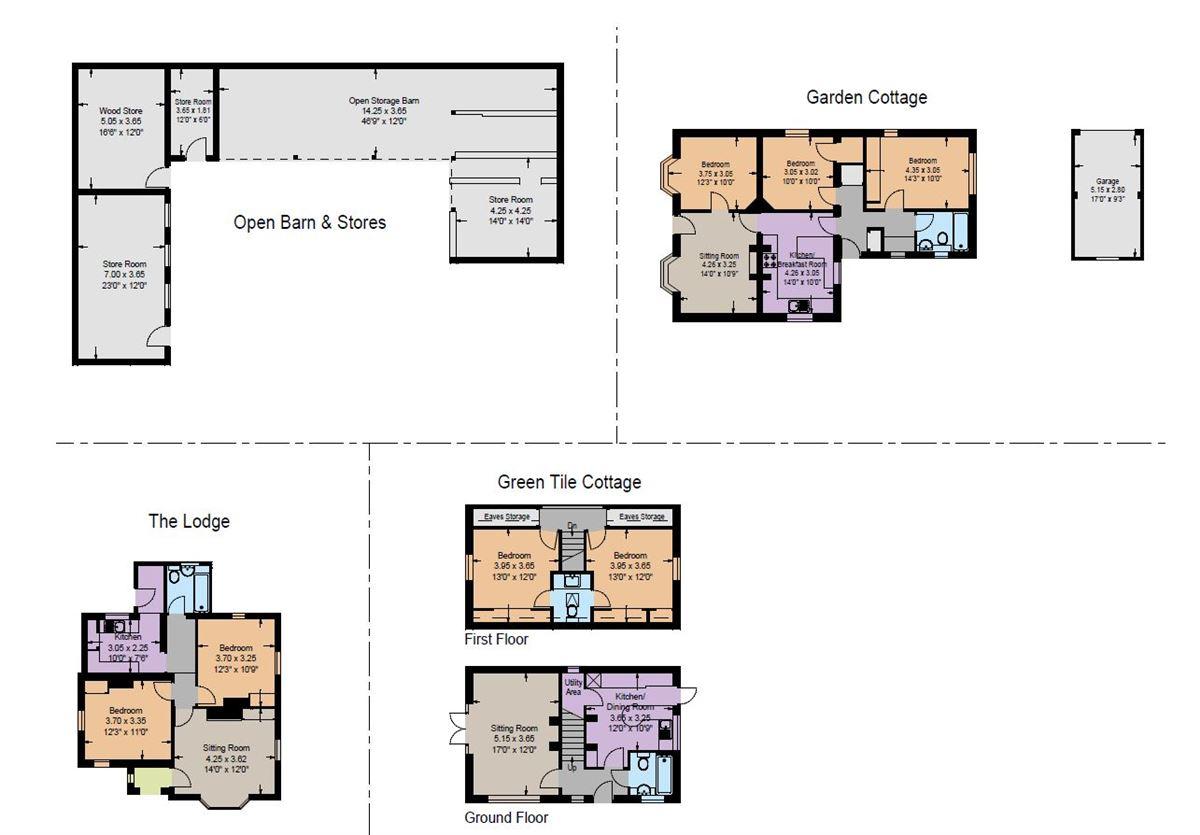 Luxury homes Denham Mount
