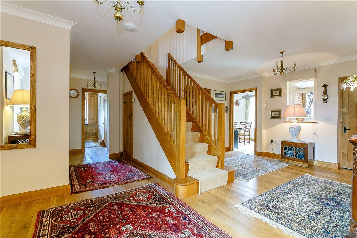 Luxury real estate Langley Bridge Farm