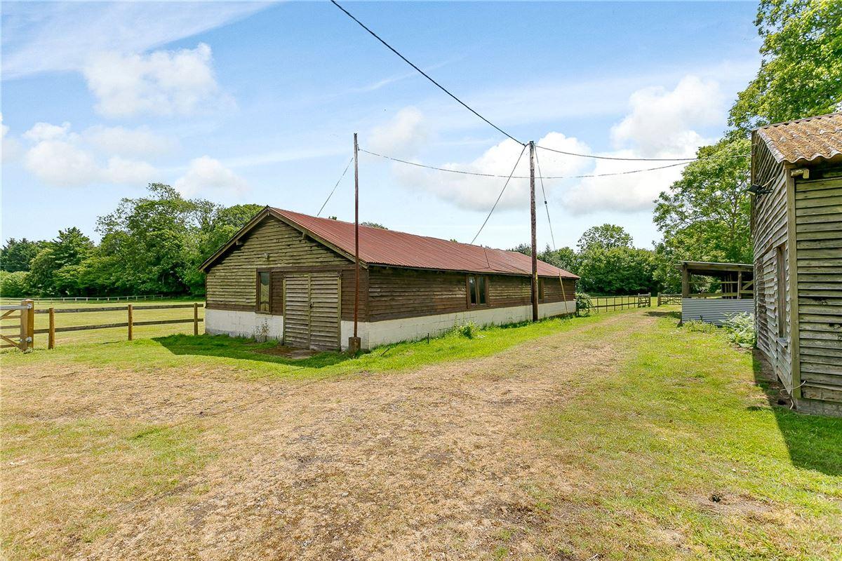 Mansions in Langley Bridge Farm