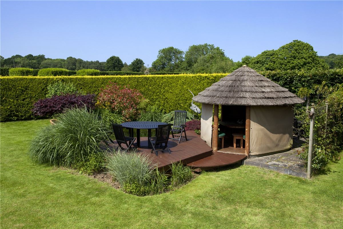 Luxury homes Nettlestead Green House