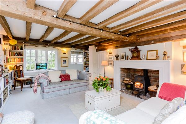 Luxury homes Grade II listed village house dating back to the 16th century