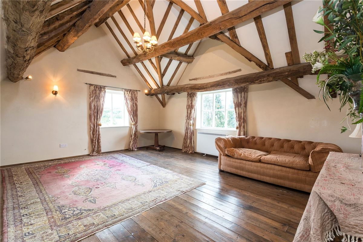 a fine period property in a Peaceful village location luxury homes