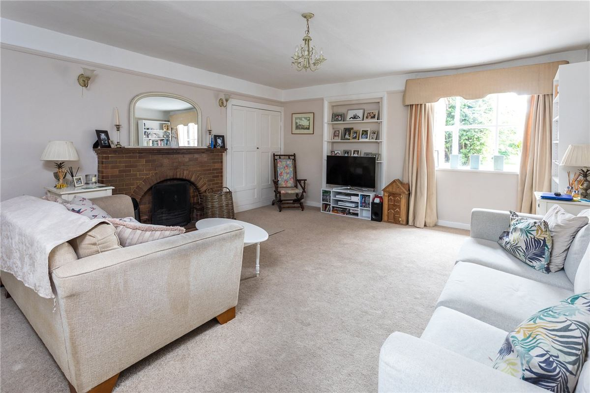 Luxury homes in a fine period property in a Peaceful village location