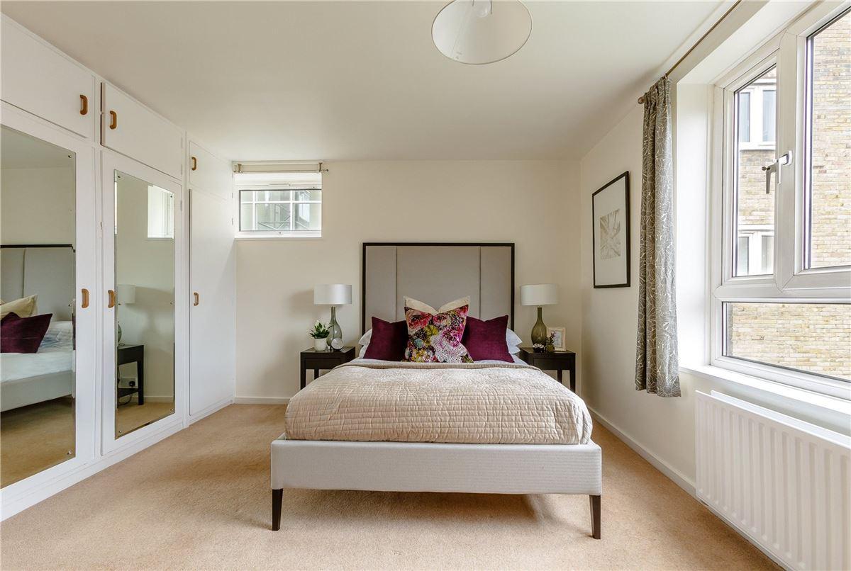 Luxury homes spacious and bright flat boasts far reaching views