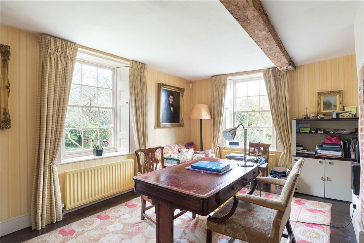 Updown Farmhouse luxury real estate