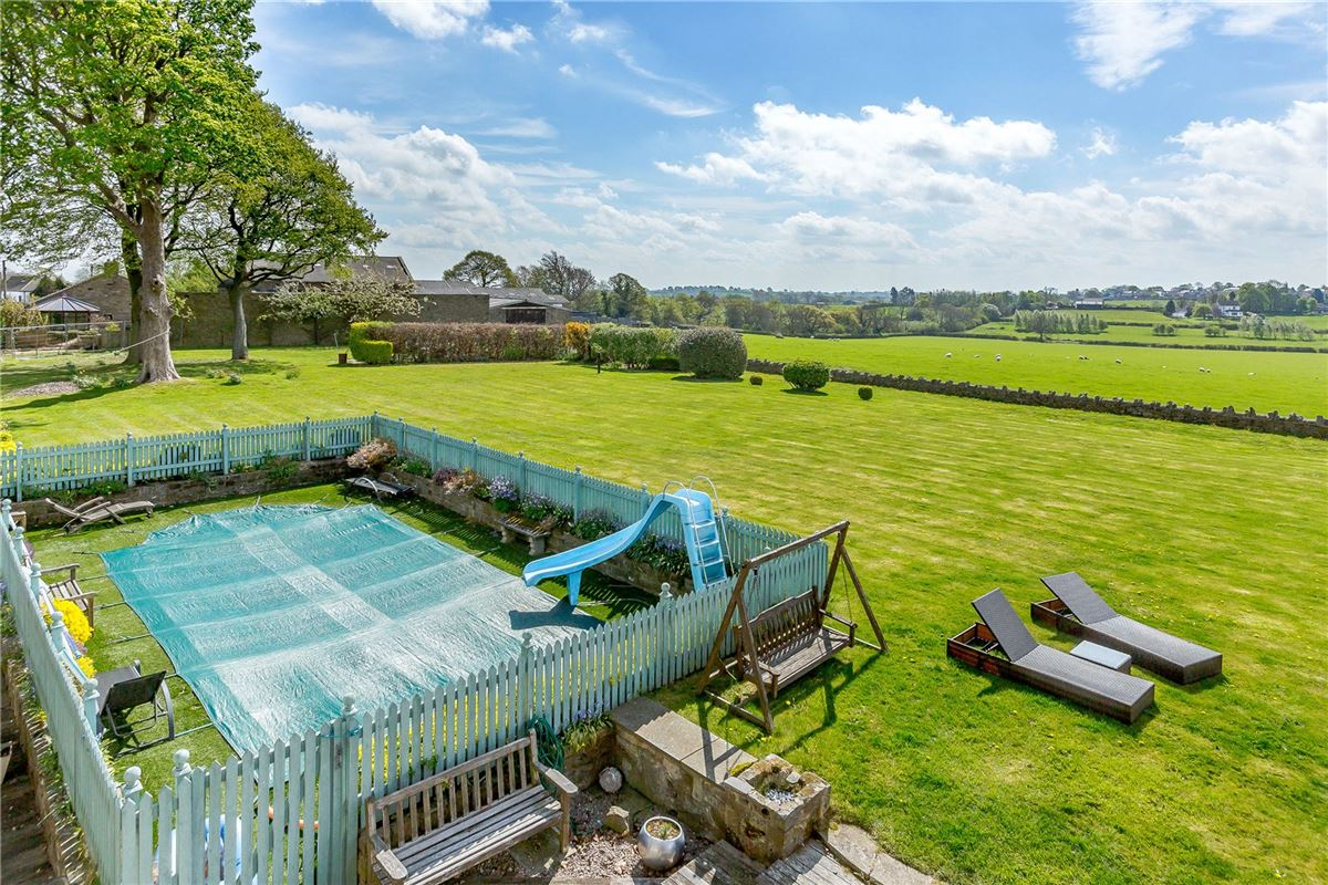 Luxury properties A small country estate set in an idyllic location with stunning views