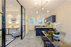 Meticulously refurbished and remodelled home mansions