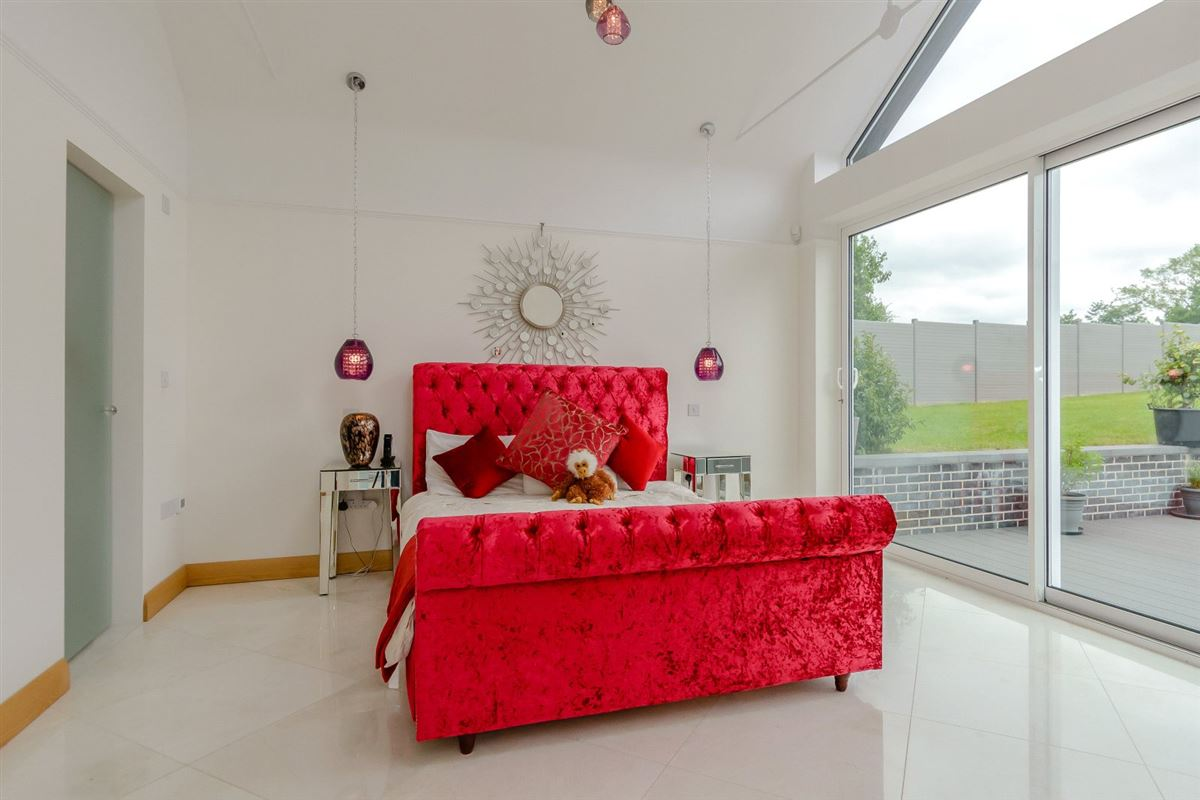 Extended and renovated home with a flexible plan luxury properties