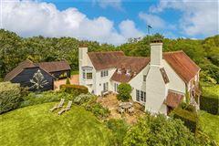 Charming Powderham house mansions
