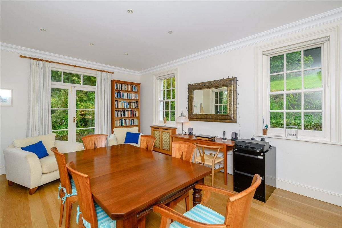 Luxury real estate this elegant residence boasts beautiful gardens