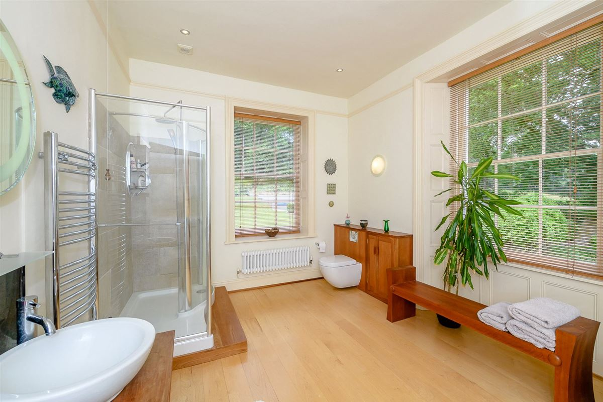 Luxury properties this elegant residence boasts beautiful gardens